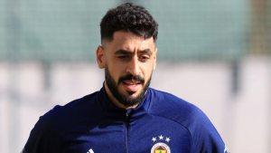 Fenerbahçe'de Tolga Ciğerci 1 ay yok