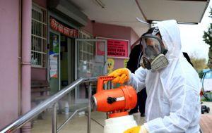 Fırsatçılar ilaçlama fiyatlarını yüzde 1000 artırdı: Koronavirüse karşı kullanılan hidrojen peroksit karaborsaya düştü