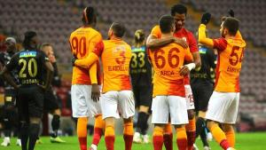 Galatasaray 3-1 Göztepe / Maçın özeti ve goller