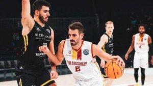 Galatasaray, sahasında Tenerife'ye kaybetti