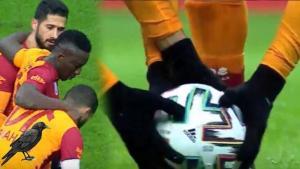 Galatasaray'da frikik gerginliği! Emre Akbaba ve Belhanda…