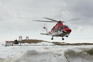 Hastalanan Avustralyalı Kaşif Operasyonla Kurtarıldı