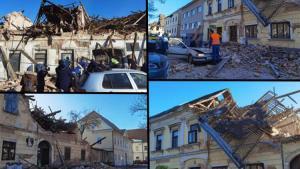 Hırvatistan'da 6,3 Büyüklüğünde Deprem! Nükleer Santral Önlem Olarak Kapatıldı