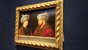 İBB, Fatih tablosunu müzede sergileyecek