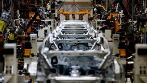 İngiltere'de otomobil üretimi yüzde 31 düştü