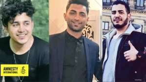 İran, İdama Mahkum Edilen Üç Protestocu Genci Yeniden Yargılayacak