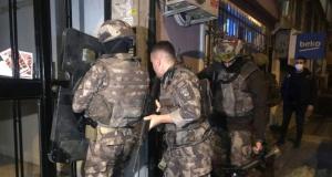 İstanbul'da 7 ilçede El Kaide ve IŞİD operasyonu