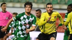 İstanbulspor: 3 – Bursaspor: 3