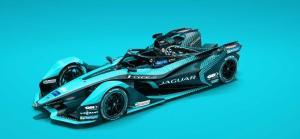 Jaguar'ın Yeni Elektrikli Yarış Otomobili I-TYPE 5, Formula E Sezonu Öncesi Tanıtıldı
