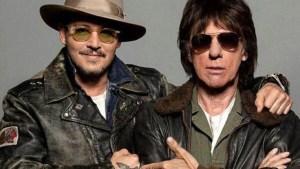 Johnny Depp ve Jeff Beck albüm çıkartıyor