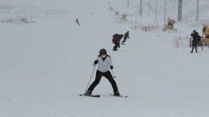 Kayseri haberleri: Erciyes'te kayak sezonu açıldı