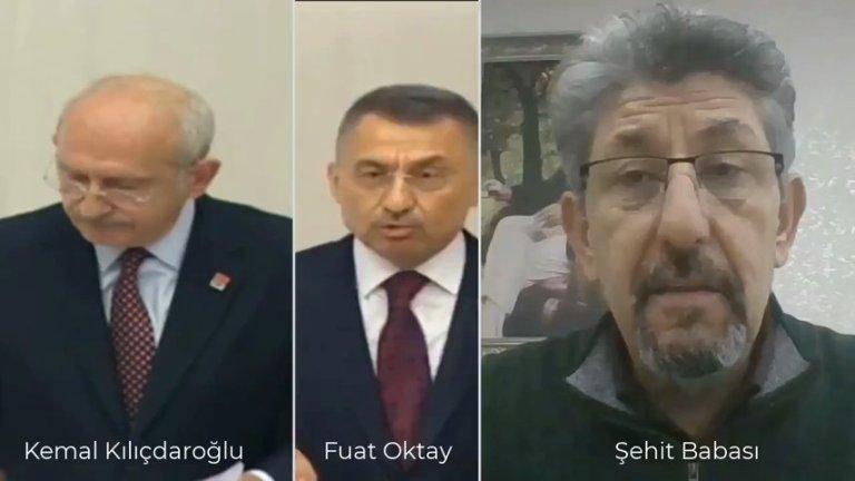 Kılıçdaroğlu'nun Beşiktaş Saldırısında Oğlu Şehit Olan Babaya '121 TL 96 Kuruş Bağlandı' Sözünü Fuat Oktay Yalanladı, Şehit Babası 'Evet 121 Lira Bağlandı' Dedi