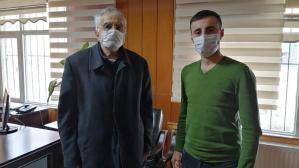 Komşusunun sayesinde 58 bin lira dolandırılmaktan kurtuldu