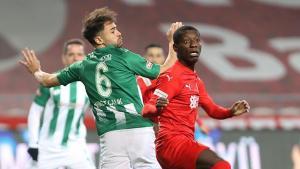 Konyaspor – Sivasspor: 0-1