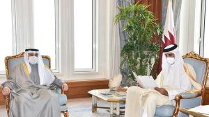 Kuveyt'ten dikkat çeken Katar atılımı