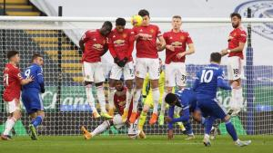 Leicester City-Manchester United: 2-2