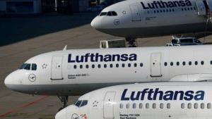 Lufthansa, pilotlarıyla tasarruf sağlayacak anlaşmaya vardı