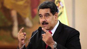 Maduro: ABD, eşime benden boşanmasını teklif etti
