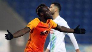 Mbaye Diagne: Benim için gol atmak önemli