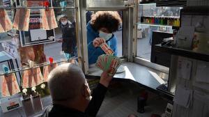 Milli Piyango'nun yılbaşı biletlerine Aksaray'da yoğun ilgi