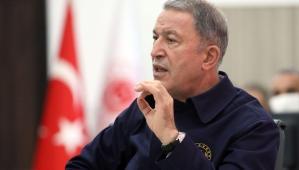 Milli Savunma Bakanı Hulusi Akar Libya'yagitti