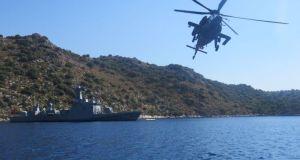 Milli Savunma Bakanlığı: Ege ve Akdeniz'de eğitimler icra edildi