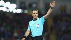PSG – Başakşehir maçının yeni hakemi Danny Makkelie oldu