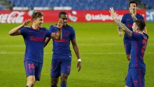 Real Sociedad 0-2 Atletico Madrid (Maç sonucu)