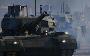 Rus T-14 Armata tankı insansız modda test edildi