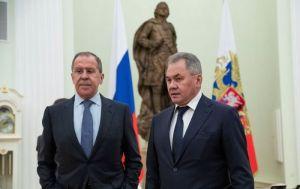 Rusya Dışişleri Bakanı Lavrov ve Savunma Bakanı Şoygu bugün Türkiye'ye geliyor