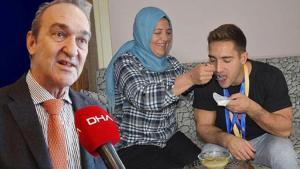 Şampiyon atletimiz İbrahim Çolak'ı ameliyat eden tabip açıkladı! Paça çorbası…