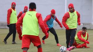 Sivasspor, Konyaspor maçının hazırlıklarını tamamladı!