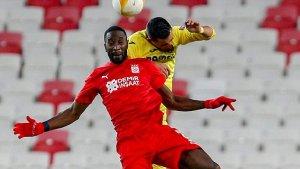 Sivasspor, Villarreal maçına 4 yedekle çıktı!