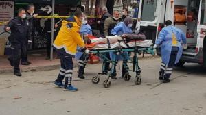 Son dakika… İzmir'de büfeyi taradılar! 1 ölü, 1 yaralı