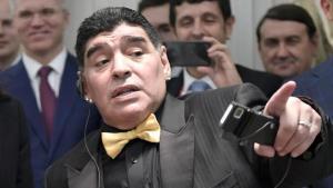 Son dakika   Ortaya çıktı! Maradona ölümünden önce uyuşturucu…