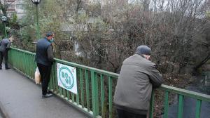 Son dakika… Şaşkınlıkla izlediler! Bartın Irmağı'nda ilgi çeken görüntü