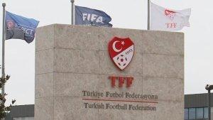 TFF'den Bakan Kasapoğlu'na geçmiş olsun mesajı