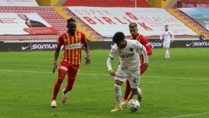 Trabzonspor, Kayserispor'la golsüz berabere kaldı