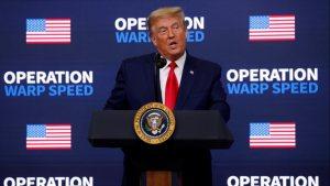 Trump'tan FDA Başkanına: Şu lanet olası aşıları artık onayla
