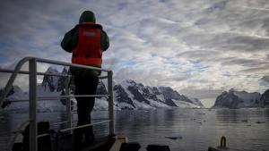 Türk bilim insanı Antarktika Yarımadası'nda araştırmalar yapacak