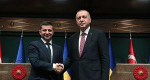 'Türkiye, An-225 nakliye uçağı yapımına ilgi duyuyor'