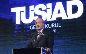 TÜSİAD YİK Başkanı Özilhan: Türkiye laik yapısını koruyarak bölgede yaratılmak istenen kaostan kendisini kurtarabilir