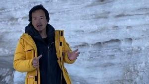 Ünlü Çinli sosyal medya fenomeni buzul şelaleden düşerek öldü