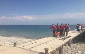 Van Gölü'nde kaybolan sığınmacı teknesi: Can kaybı 45'e çıktı