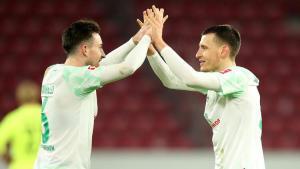 Werder Bremen, 9 maç ortadan sonra Eren Sami Dinkçi'nin golüyle galip geldi