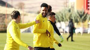 Yeni Malatyaspor, Alanyaspor maçının hazırlıklarına başladı
