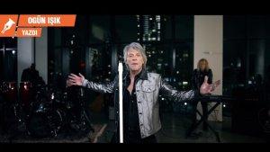 Yerin Kulağı: Bon Jovi yeni albümle geri dönüyor