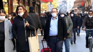 Yüzlerce kişiye ceza kesildi! Gaziantep'te çarşılar yine kalabalık
