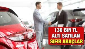 130 bin TL altı sıfır araç modelleri: 2021 ve 2020 model Fiat ve Dacia fiyat listesi