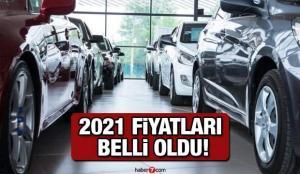2021 araç fiyat listesi açıklandı! Türkiye'nin en ucuz sıfır araçları Hyundai Fiat Kia Renault